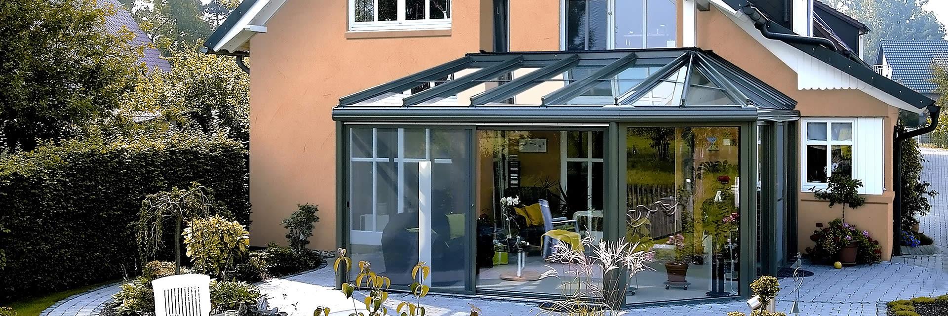 Serres en veranda wemmenhove zonwering en geveltechniek - Serre verande ...
